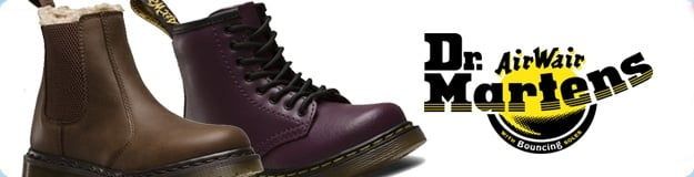 New Winter Range from Dr Martens at jellyegg