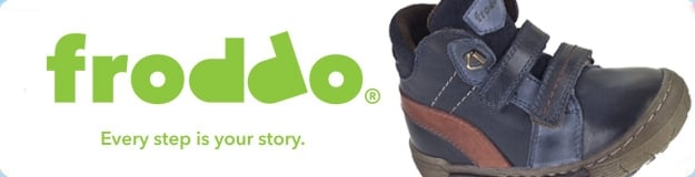 Kids waterproof boots from Froddo at jellyegg
