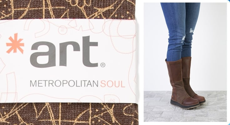 Art Boots for winter 2016