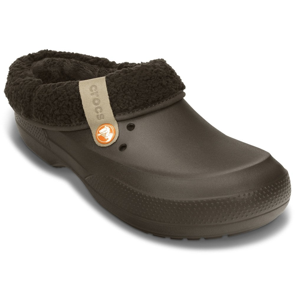 Crocs Blitzen II Clog Espresso/Espresso, easy to remove liner - Crocs from Jelly Egg UK