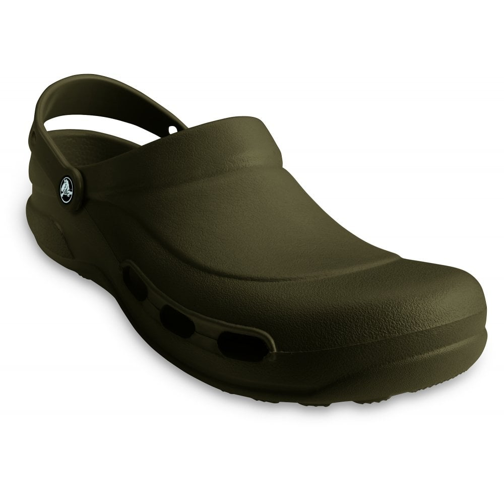 Crocs Specialist Clog Vent Chocolate Light And Comfortable Work Shoe With Ventilation Ports ...