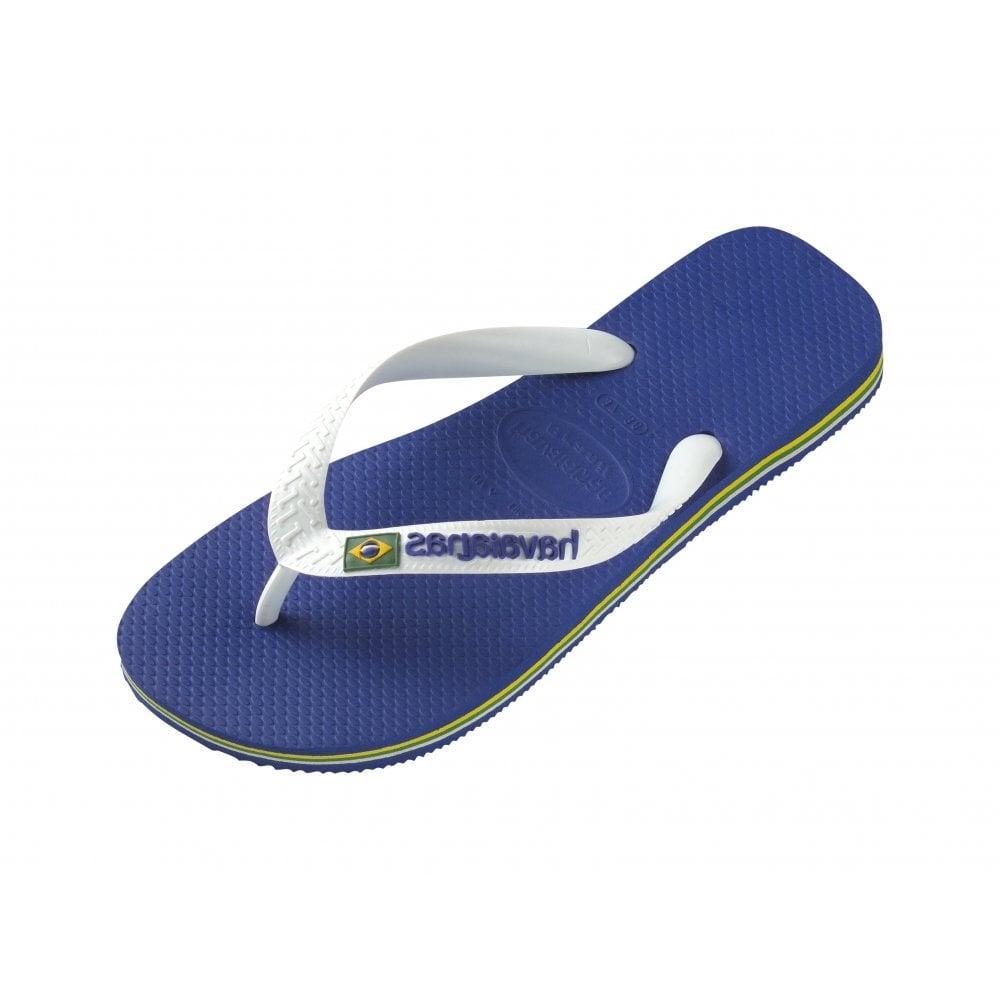 havaianas brasil logo marine blue the original flip flop havaianas from jelly egg uk. Black Bedroom Furniture Sets. Home Design Ideas