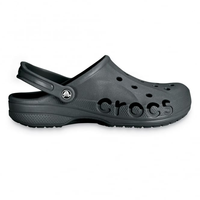 Crocs Baya Shoe Graphite, A twist on the Classic Crocs