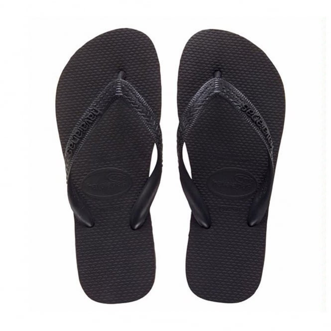 Havaianas Top Black, simple style