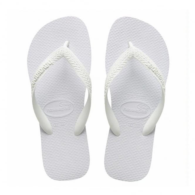 Havaianas Top White, simple style