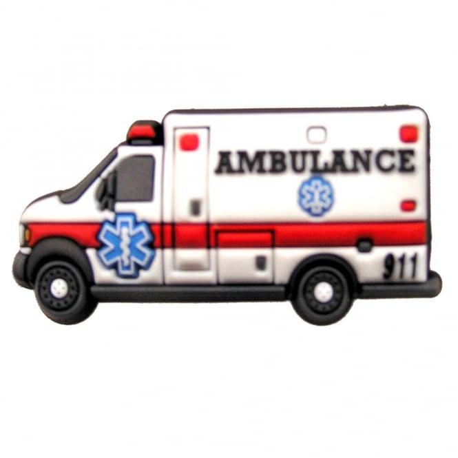 Jibbitz Ambulance