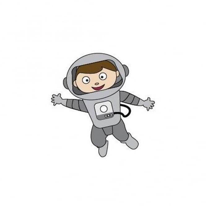 Jibbitz Astronaut