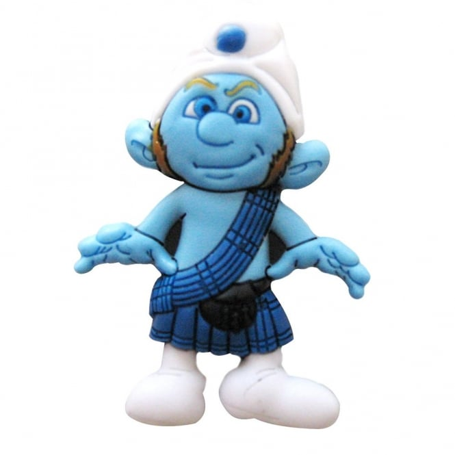 Jibbitz Gutsy Smurf