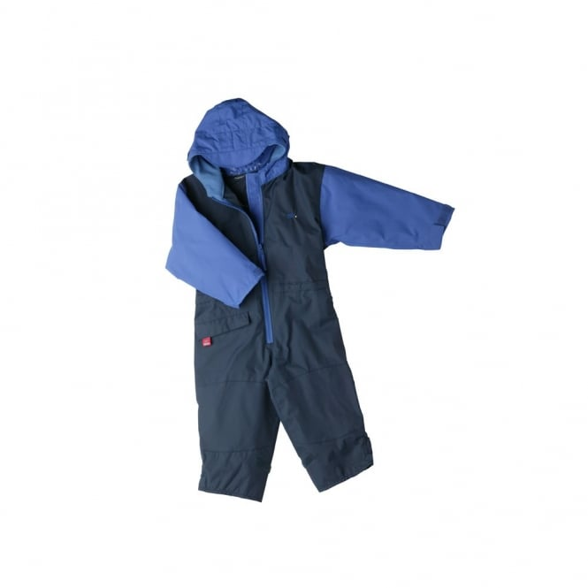Togz All in One Waterproof Suit Navy/Royal