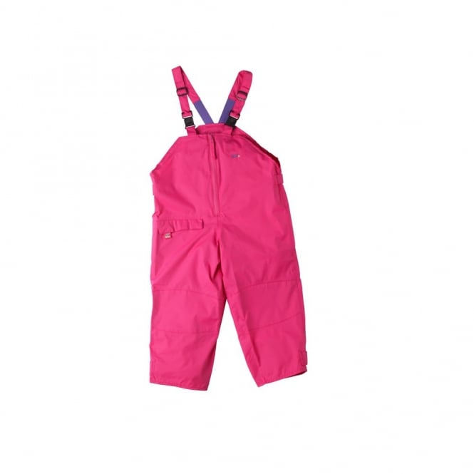 Togz Dungaree Waterproofs Raspberry, Breathable comfort