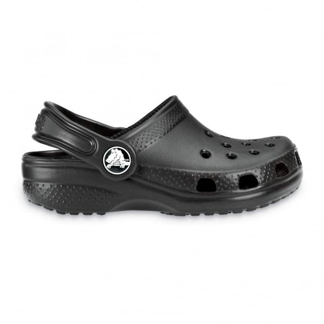 Crocs Kids Classic Shoe Black, The original kids Croc shoe