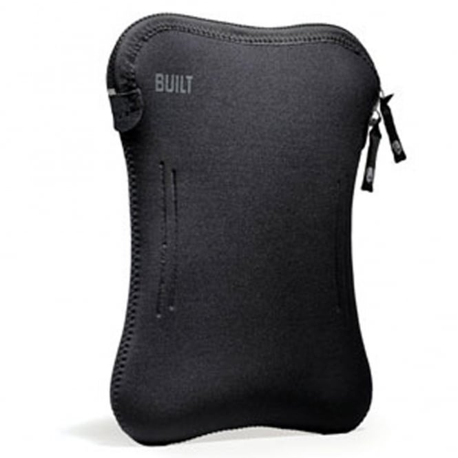 Built NY Laptop Sleeve X-Small Black, Super strong neoprene protective sleeve