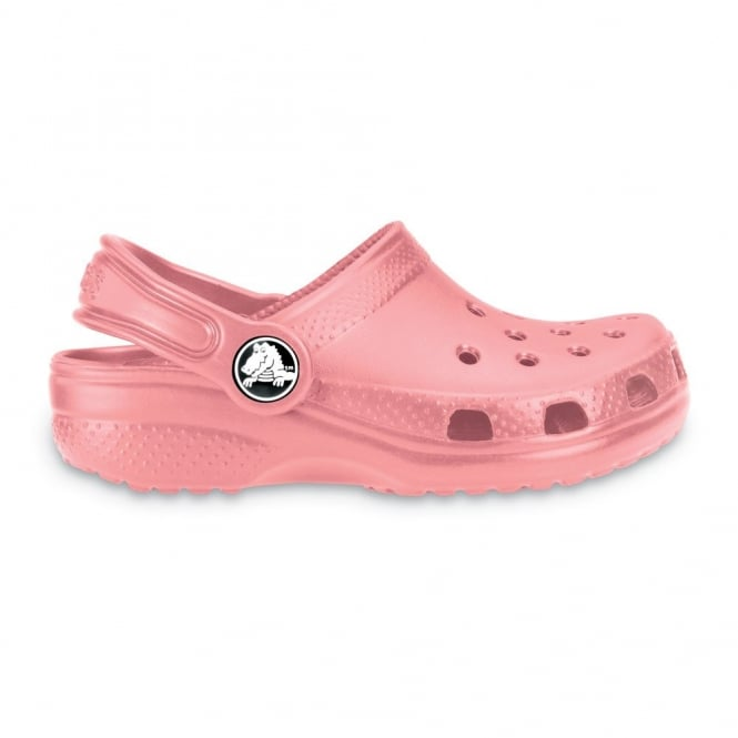Crocs Kids Classic Shoe Pink, The original kids Croc shoe