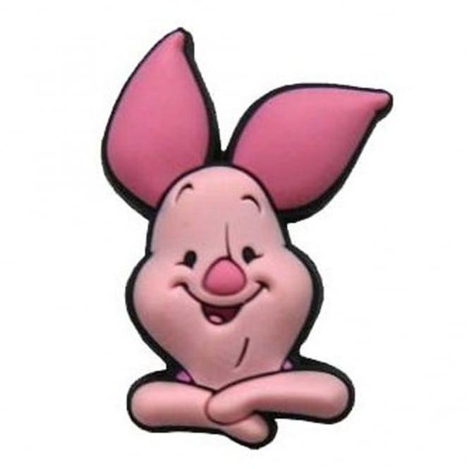 Jibbitz Piglet Face