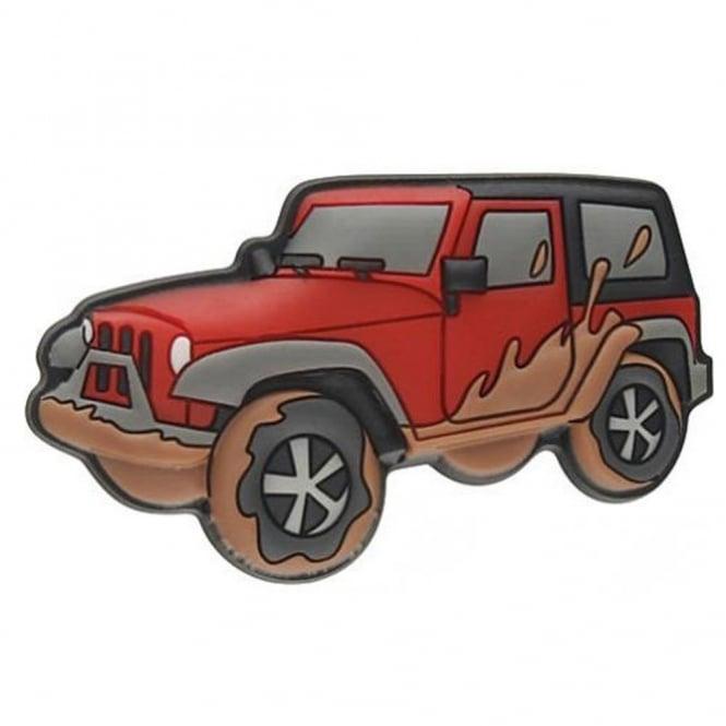 Jibbitz Muddy Off Road Vehicle