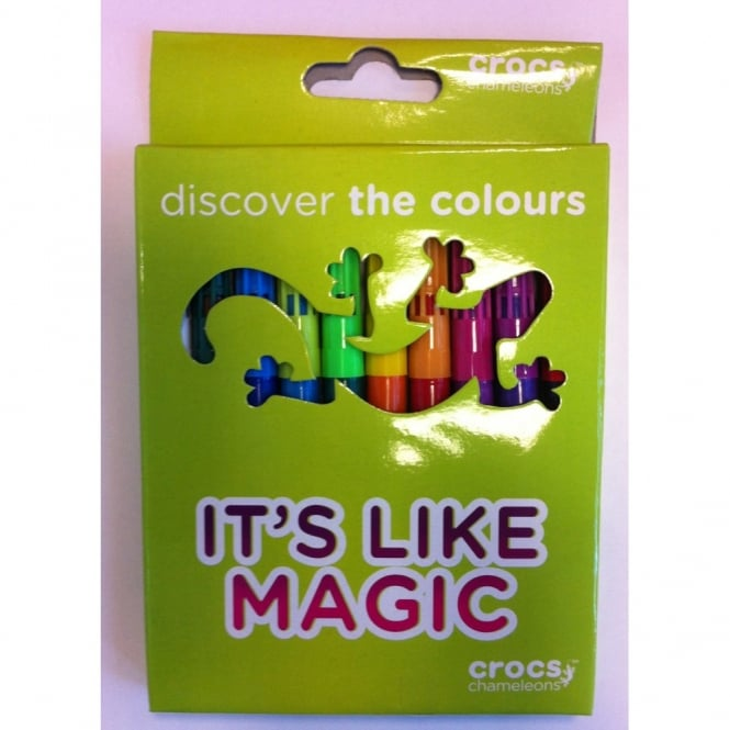 Crocs Colour Changing Pens