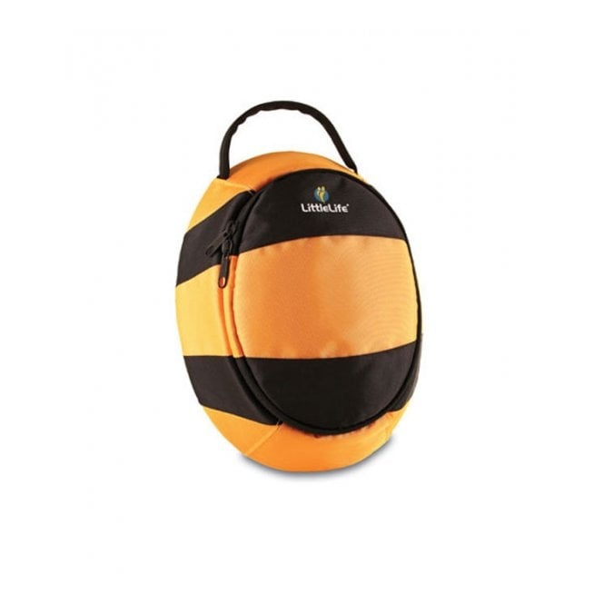 LittleLife Animal Lunch Pack Bee, insulated lunch bag!