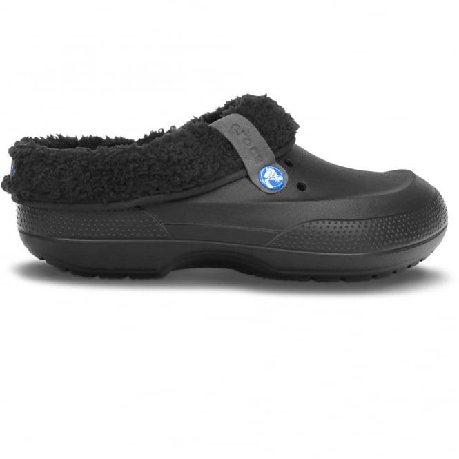Crocs Blitzen II Clog Black, easy to remove liner
