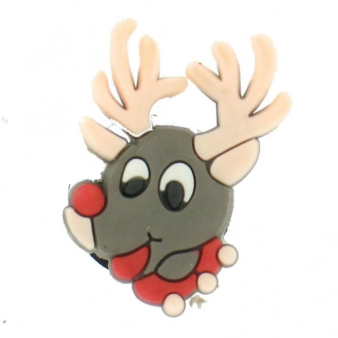 Shoe Charms Christmas Reindeer