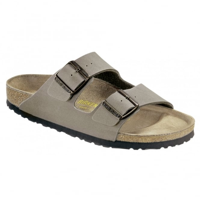 Birkenstock Arizona 151211 Stone, Classic style sandal for cool comfort