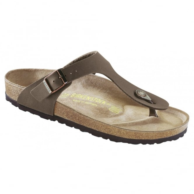 Birkenstock Gizeh 043751 Mocha, The best selling Birkie toe post