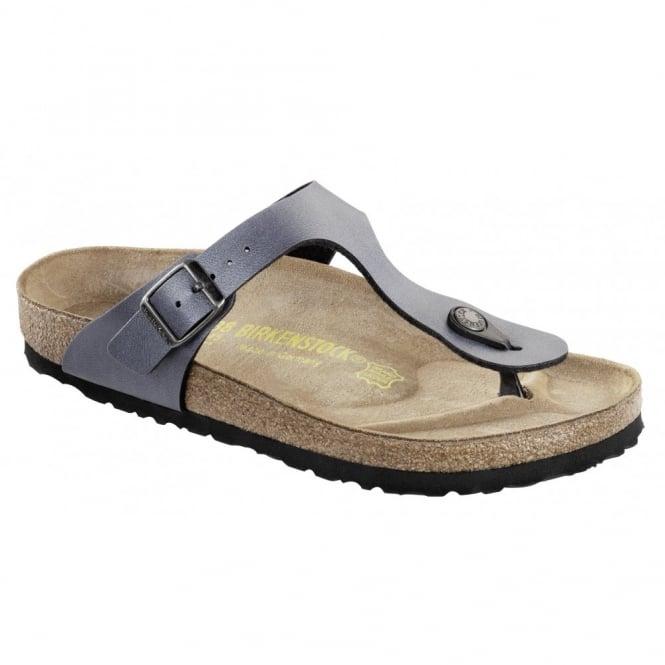 Birkenstock Gizeh 843801 Onyx Ice Pearl, The best selling Birkie toe post