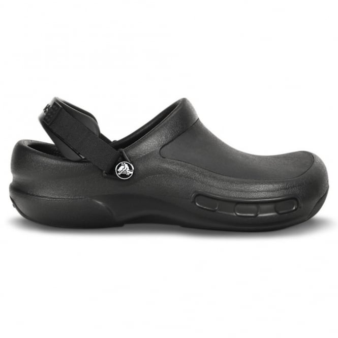 Crocs Bistro PRO Clog Black/Black, work clog with extra protection and comfort
