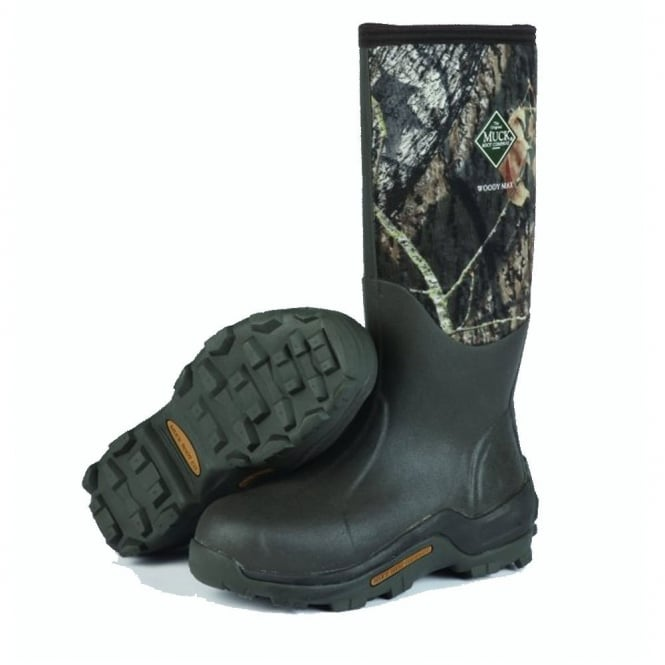 The Muck Boot Company Woody Max, Cold-Conditions Sporting Boot