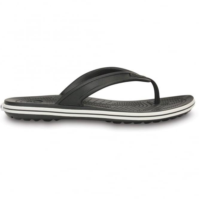 Crocs Crocband LoPro Flip Black, Crocs comfort with streamlined profile