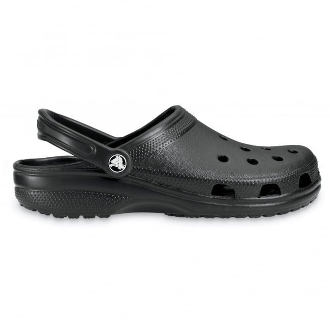 Crocs Classic Size 17 Black, Original slip on shoe