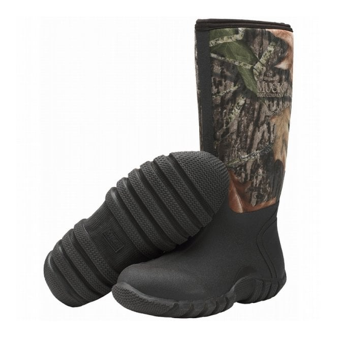 The Muck Boot Company Fieldblazer Camo/Bark, All Terrain Sport Boot
