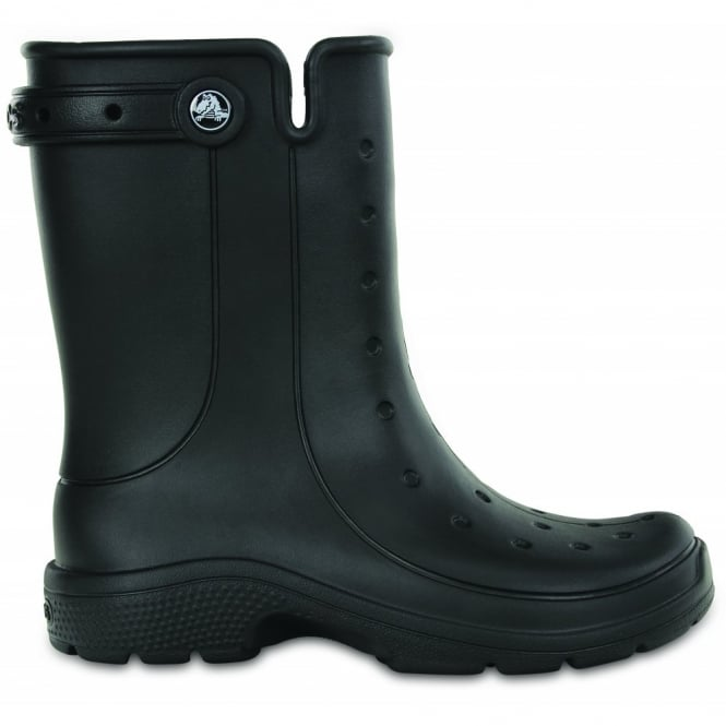 Crocs Reny II Black, the new generation of Georgie Boot!