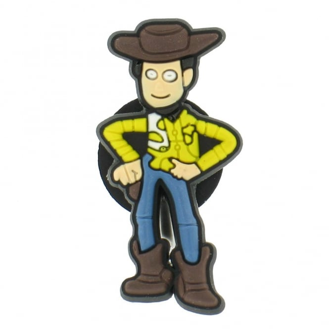 Shoe Charms Toy Story Woody Standing
