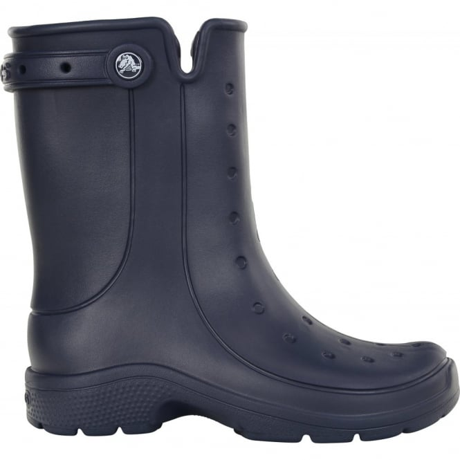 Crocs Reny II Navy, the new generation of Georgie Boot!