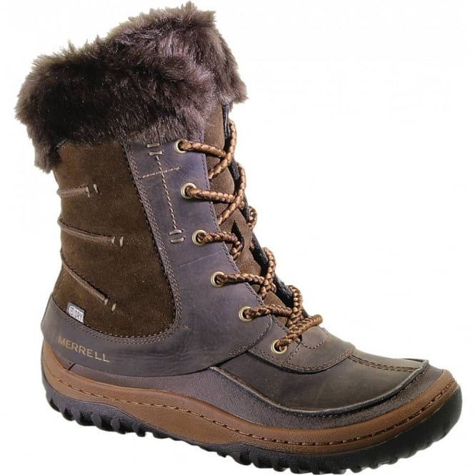 Merrell Decora Sonata Falcon, Waterproof Boot with Warmth