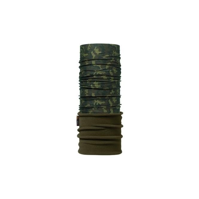Buff Polar Buff Green Hunt/Military, 2 Layer cylindrical headgear