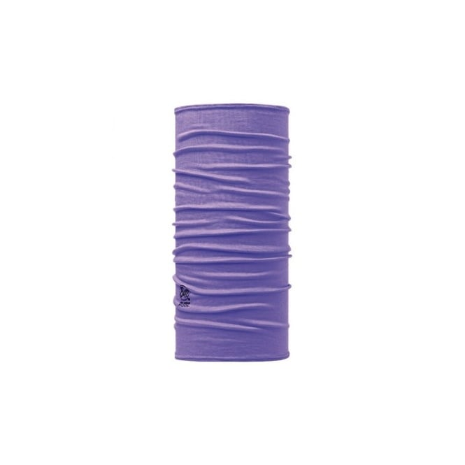 Buff Junior Wool Buff Purple, Made from 100% Merino wool