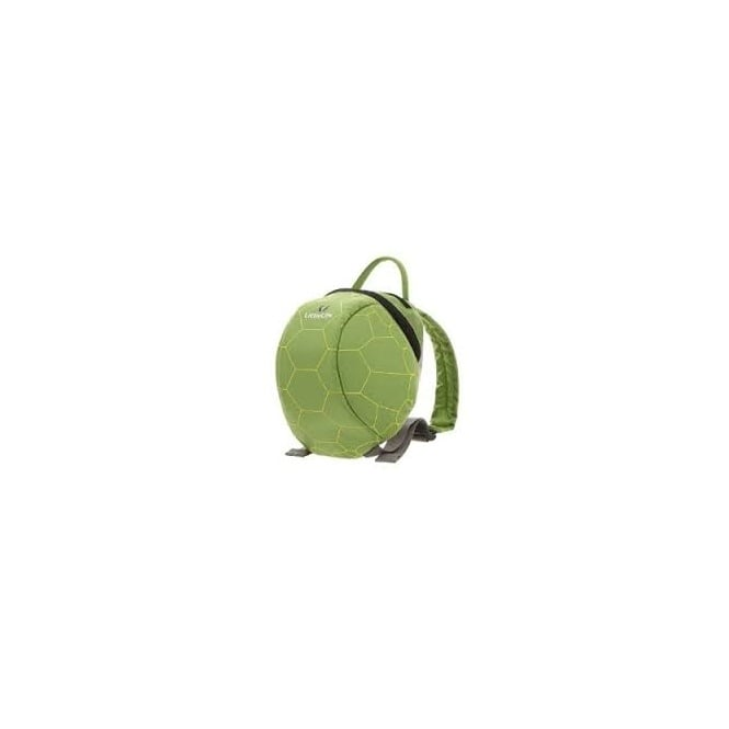 LittleLife Toddler Daysack Turtle, kids rucksack with detachable reins!