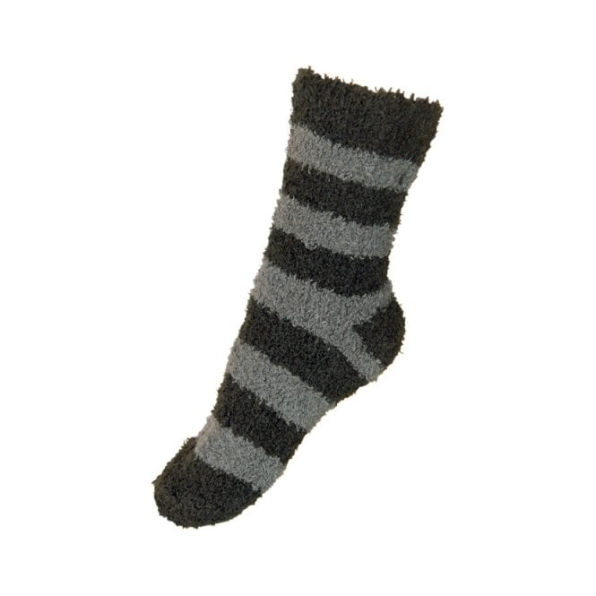 Melton Soft Socks 2 Pack 190 Black, Soft and durable socks