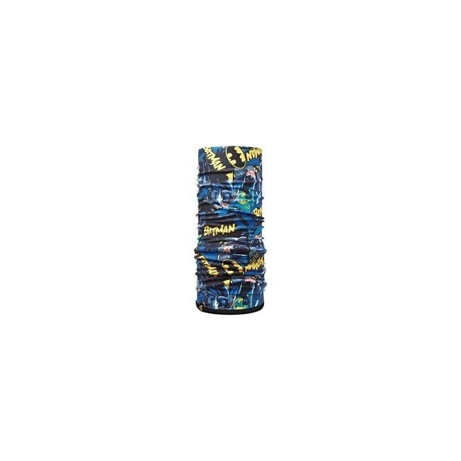 Buff Junior Polar Buff Gotham City/ Black, 2 Layer cylindrical headgear