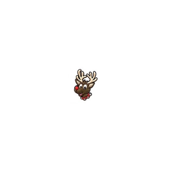 Jibbitz Christmas Rudolph