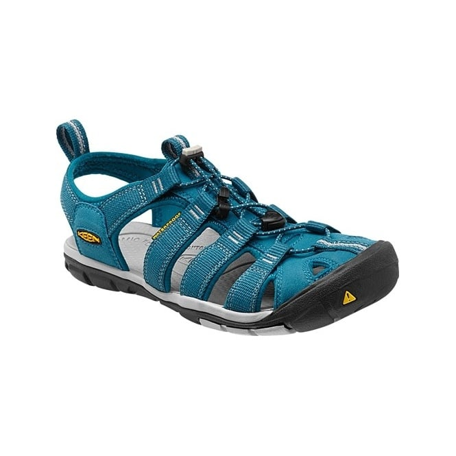 KEEN Womens Clearwater CNX Celestial/Vapor, a low profile lightened version of the orignal KEEN sandal