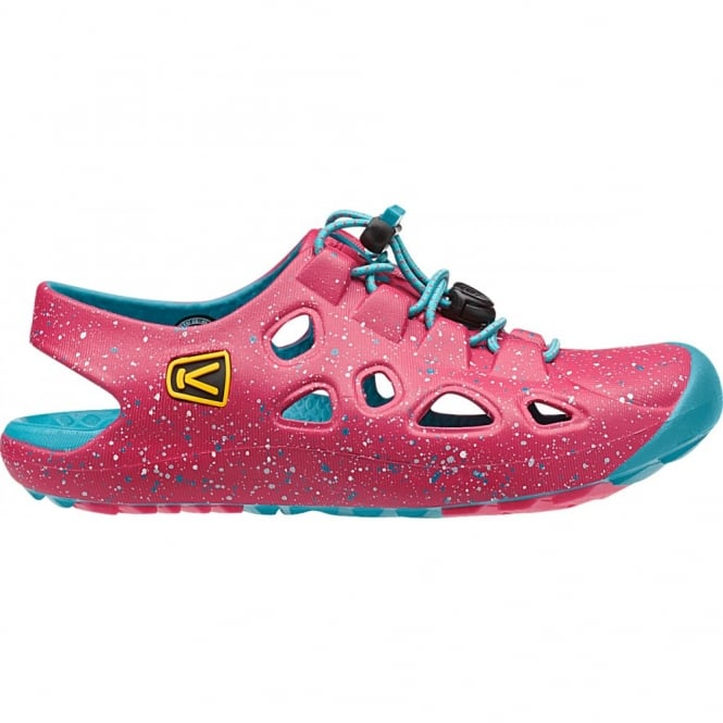 KEEN Kids Rio Honeysuckle/Capri Breeze, comfortable and flexible fit