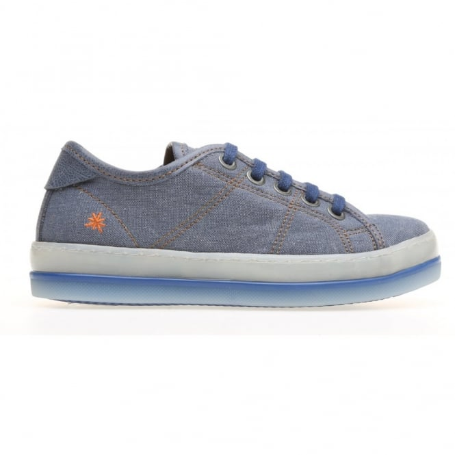 The Art Company Kids A955 Queen Gaucho Double Textil Crepusculo, superior lace up shoe