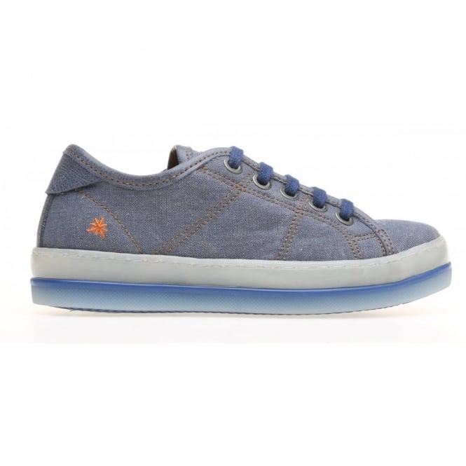Children's Shoes Kids A955 Queen Gaucho Double Textil Crepusculo, superior lace up shoe