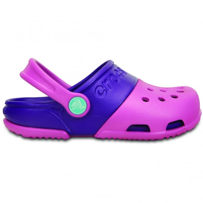 Electro II Clog Party Pink/Neon Purple,  the new colour combination clog