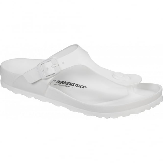 Birkenstock Gizeh EVA White 128221, the beloved Gizeh classic but with a EVA twist