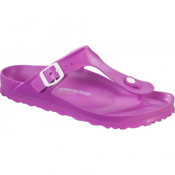 Birkenstock Gizeh EVA Pink 128261, the beloved Gizeh classic but with a EVA twist