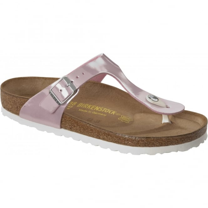 Birkenstock Gizeh Pearly Rose 745251, The best selling Birkie toe post