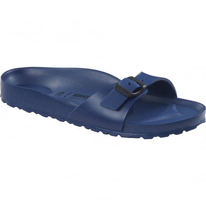 Birkenstock Madrid EVA Navy 128173, the beloved classic Madrid but with a EVA twist